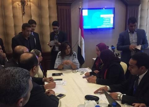 """""""عمليات الهجرة"""" تستجيب لـ190 استفسارا عن انتخابات المصريين بالخارج"""