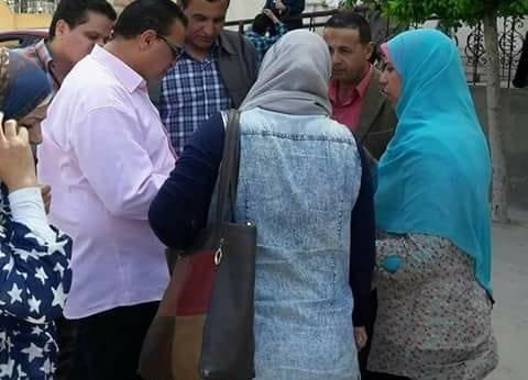 """وكيل """"صحة دمياط"""" يتفقد مستشفى ميت أبوغالب ويوجه بتوفير الاحتياجات"""