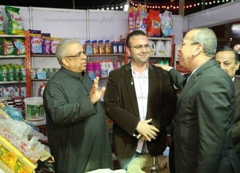 """محافظ كفر الشيخ: أسعار معارض """"أهلا رمضان"""" مخفضة بنسبة 30%"""