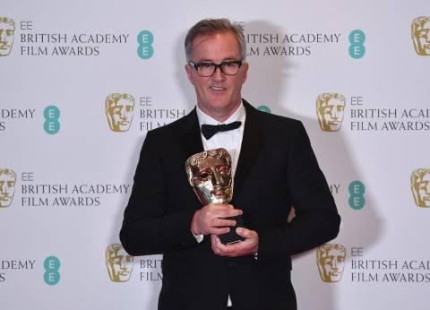 """لوك ديفيز يفوز بجائزة """"بافتا"""" لأفضل سيناريو مقتبس"""