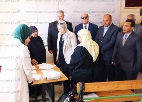 جامعة طنطا توقع الكشف الطبي على 1370 بقرية ميت حبيب في سمنود
