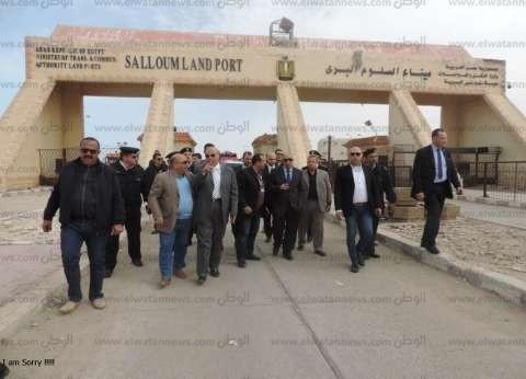 وصول 348 شخصا من ليبيا عبر منفذ السلوم بينهم 40 بشكل غير شرعي