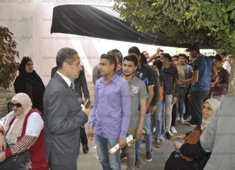 """""""القناة"""": العاملون بالجامعة شاركوا في الاستفتاء إيمانا بدورهم الوطني"""
