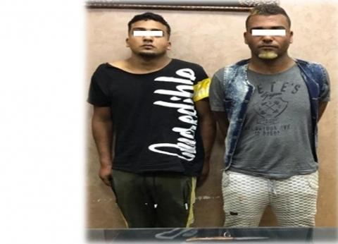 ضبط المتهمين بقتل سائق في الشروق: طعناه وأحرقا جثته داخل ميكروباص