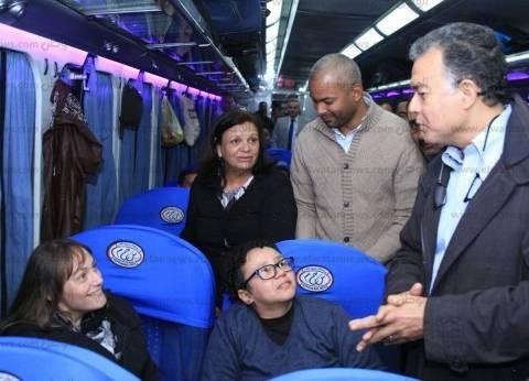 وزير النقل: مليار جنيه تكلفة تطوير نظم إشارات السكك الحديدية
