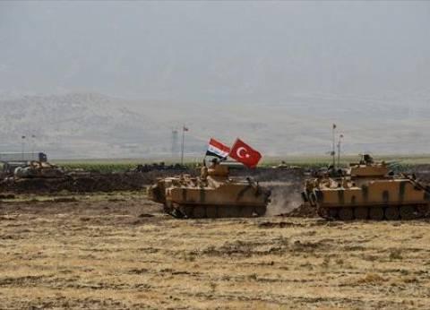 بالصور| تدريبات عسكرية «عراقية - تركية» على الحدود بعد استفتاء كردستان