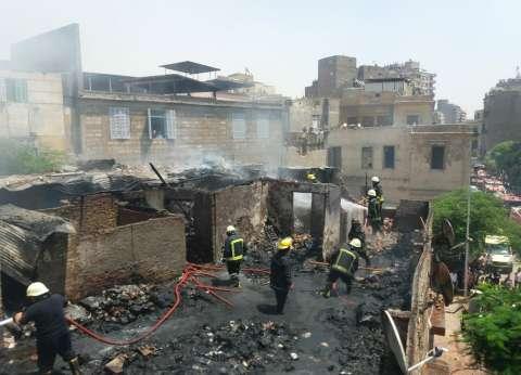 السيطرة على حريق نشب في مطبخ شقة سكنية بالإسكندرية