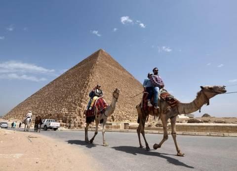 """""""رويترز"""": إيرادات مصر من السياحة تقفز 77%.. و9 مليارات دولار خلال 2018"""