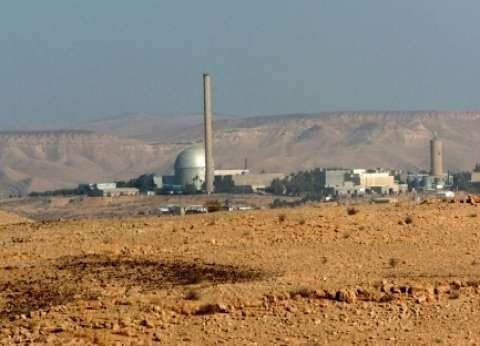 1537 خللا يهدد مفاعل ديمونا الصهيوني