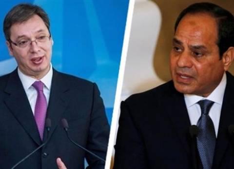 من الملكية للرئاسة.. تاريخ علاقات مصر وصربيا السياسية في 110 أعوام