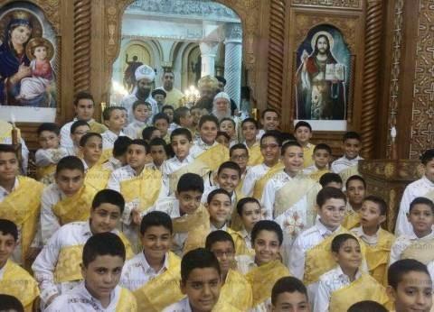 في عيد النيروز.. ترسيم 1061 شماسا جديدا بإيبارشية سوهاج