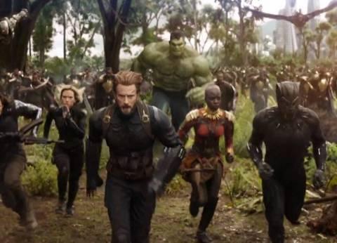 """""""Avengers"""" يقترب من كسر حاجز المليار دولا بعد أسبوع في دور العرض"""