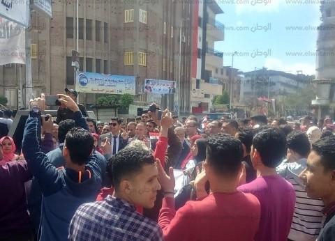 """الوطنية للانتخابات: تكدس الموظفين أمام اللجان سبب إلغاء """"راحة القضاة"""""""