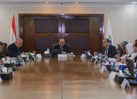 شعراوي: تطوير مراكز المعلومات بالمحافظات للمساعدة في اتخاذ القرار