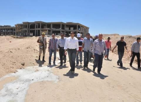 الدسوقي: المنطقة التكنولوجية بمدينة أسيوط الجديدة ستوفر آلاف فرص العمل للشباب