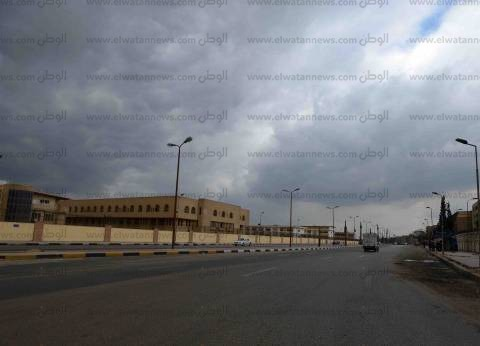 بالصور| مدينة نصر خالية من المارة في ذكرى ثورة يناير