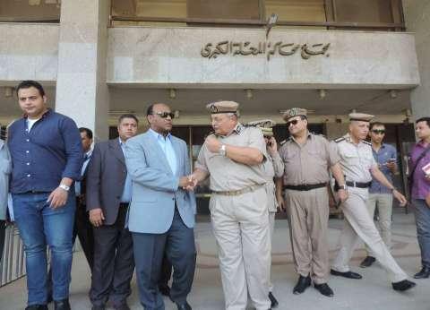 مدير أمن الغربية يتفقد الخدمات والأكمنة بشوارع المحلة