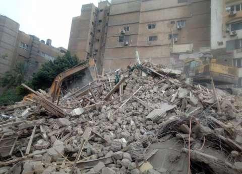 """نائب محافظ القاهرة: إزالة 99% من عقارات """"مثلث ماسبيرو"""""""