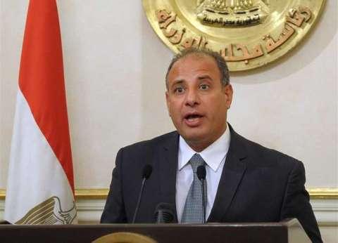 """محافظ الإسكندرية لأهالى """"خورشيد"""": جسدتم أصالة الشعب المصري وقت الحادث"""