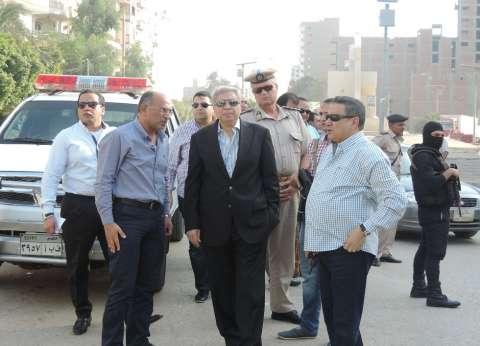 إزالة 95 حالة إشغال طريق في حملة مرافق بالإسكندرية