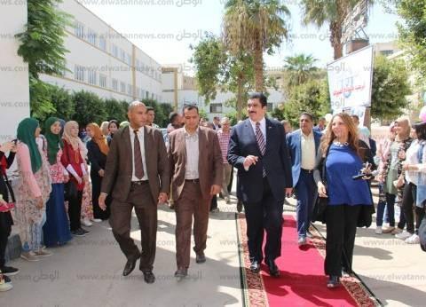 جامعة بني سويف تحتفل بيوم السياحة العالمي