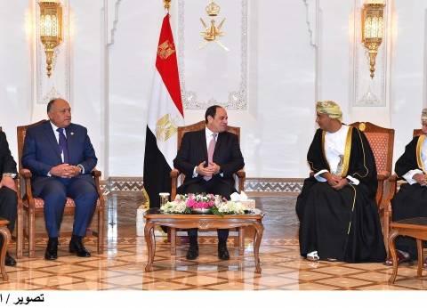 سامح شكري: مصر تتبنى سياسة الحفاظ على علاقاتها بدول العالم
