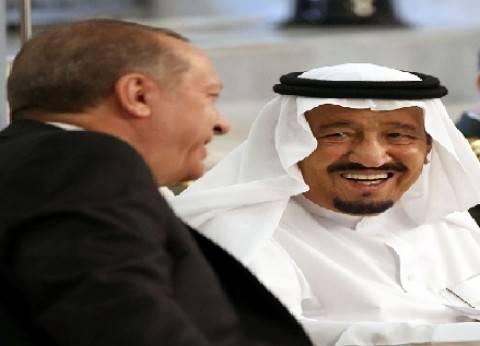 سلمان وأردوغان يبحثان قرار ترامب بنقل السفارة الأمريكية إلى القدس