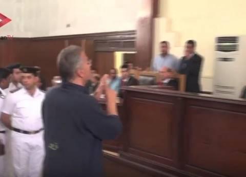 """عصام سلطان يطلب إخلاء سبيله.. و""""البلتاجي"""": لم أطلع على أوراق محاكمتي"""