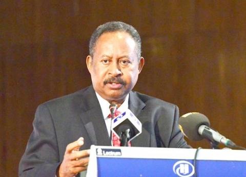 رئيس وزراء السودان يؤكد حرص حكومته على خلق شراكة مع الأمم المتحدة