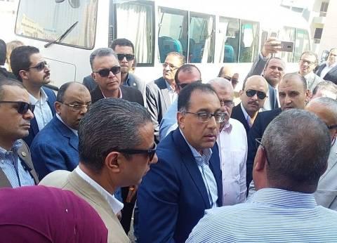 مدبولي يكلف بزيادة المواصلات وتنفيذ مستشفى الأورمان بسوهاج الجديدة