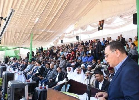 محافظ الشرقية يفتتح مهرجان الخيول العربية الأصيلة في دورته الــ23