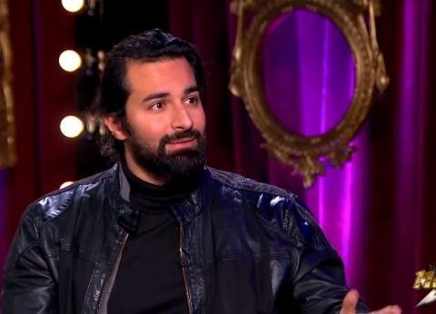 أحمد حاتم: أُعد لمسلسل تلفزيوني أسبوعي مكون من 12 حلقة