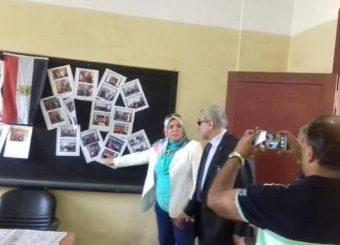 """وكيل وزارة التعليم يتفقد مركز """"التنمية المهنية"""" في القليوبية"""