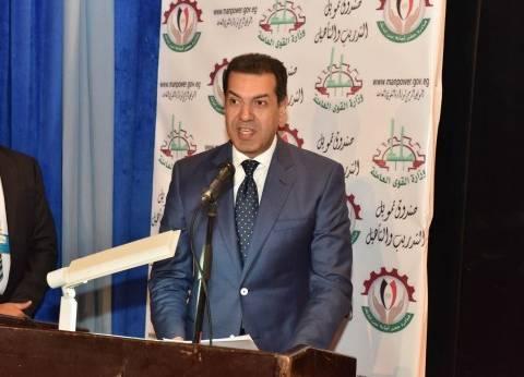 محافظ أسيوط: التنمية الحقيقة في مصر تكون بسواعد العمال