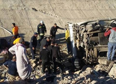 """""""الوطن"""" تنشر أسماء المتوفين في """"حادث نويبع"""" بعد ارتفاع عدد القتلى إلى 9"""