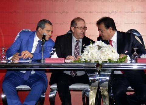"""رئيس """"كيب بريتون"""": الجامعة الكندية في مصر مثال للنجاح المبهر"""