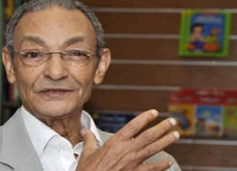 """بهاء طاهر لـ""""الوطن"""": سأعود إلى مصر نهاية أغسطس بعد إجراء عملية ثانية"""
