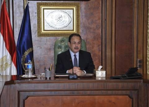 وزير الداخلية يهنئ صدقي صبحي وأحمد الطيب بمناسبة حلول عيد الأضحى