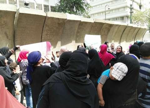 """أهالي تل العقارب ينظمون مسيرة من القصر العيني حتى """"الوزراء"""" للمطالبة بمساكن بديلة"""