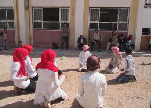 """ثقافة جنوب سيناء تنظم ندوة """"احترام المعلم"""" بمدرسة الصم والبكم بالطور"""