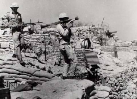 بالفيديو| الدقائق الأولى للقوات المسلحة بعد تحرير القنطرة شرق 1973