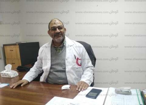 """تخصيص خدمة """"واتس آب"""" للرد على استفسارات المرضى بمستشفى العريش"""