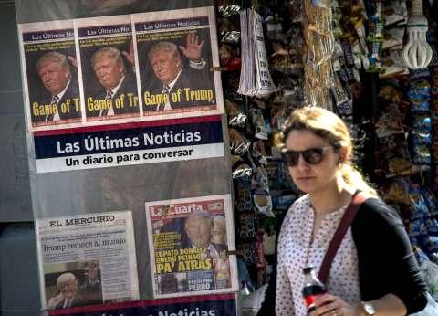 «ترامب» يفاجئ العالم ويخالف كل التوقعات الإعلامية.. ويهزم «كلينتون» واستطلاعات الرأى