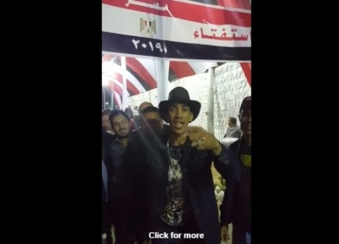 فيديو| مجدي شطة يوجه رساله لجمهوره بعد تصويته في الاستفتاء على الدستور
