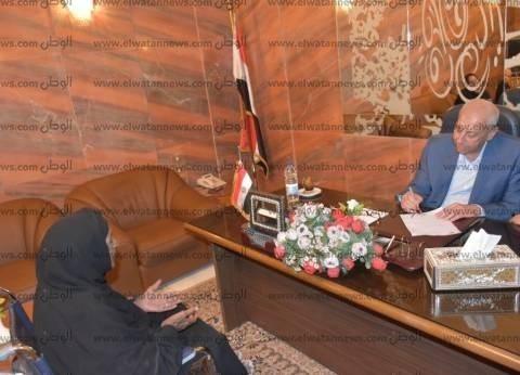 محافظ أسوان: بابي مفتوح للأهالي.. قابلت 10169 مواطنا في اللقاءات الجماهيرية