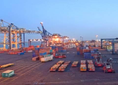 """""""موانئ بورسعيد"""" تستقبل 5 سفن حاويات وبضائع عامة"""