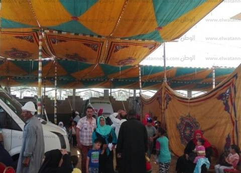 قافلة طبية لغير القادرين لساحل العميد بمطروح للكشف والعلاج المجاني