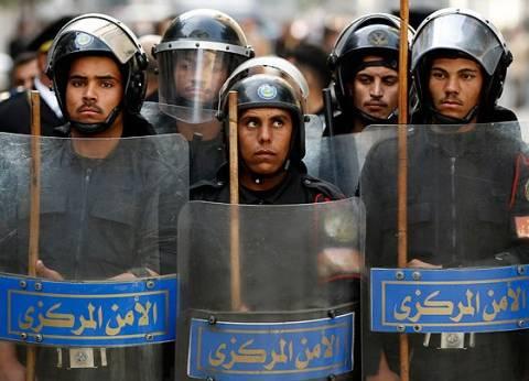 تنفيذ 2000 حكم بمديرية أمن المنيا