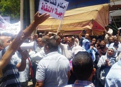 """عمال بـ""""الدلتا للأسمدة"""" ينظمون مظاهرات ضد رئيس مجلس إدارة الشركة"""