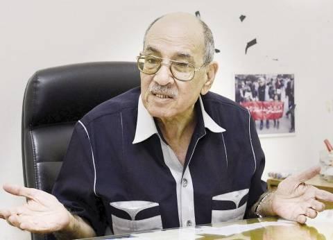 عبدالغفار شكر ناعيا خالد محيي الدين: كان صادقا مع نفسه ومع الآخرين
